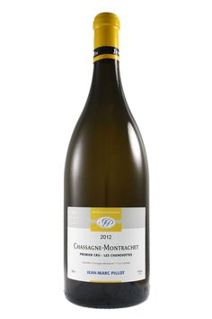 Chassagne Montrachet 1er Cru Chenevottes Magnum 2012 from Fraziers Wine Merchants