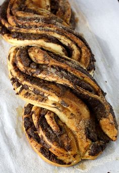 Mexican Chocolate Loaf - What Megans Making