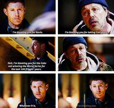 The third one guys. Dean, you only had to wait at few more years.