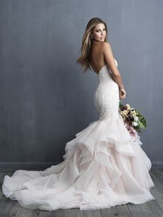 27 Best Allure Bridals Images Allure Bridal Wedding Dresses