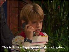 This is Prince bapalapashamalamadingdong :)