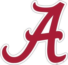 ALABAMA CRIMSON TIDE College University Poster 24 inch by 36 inch 10