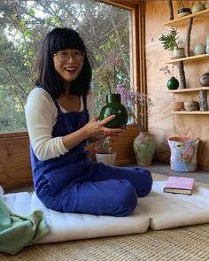 @therealreal • Instagram photos and videos Japanese Home Decor, Japanese House, Floor Chair, Flooring, Photo And Video, Furniture, Videos, Photos, Instagram