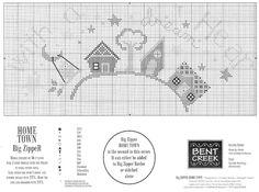 Bent Creek - big round