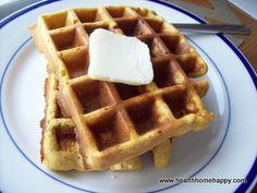 Coconut Flour Waffle Recipe #1