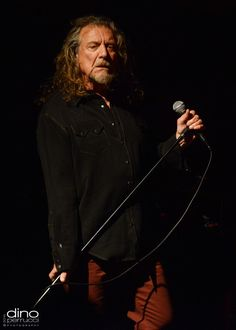 Robert Plant ....with a bit of experience ;-)