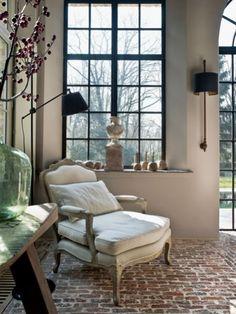 Diy table basse l 39 effet carreaux de ciment a vous - Maison neuve style ancien ...