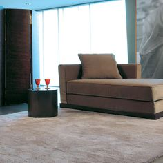 CARO RUG  Materials: 70% very fine worsted wool, 30% silk Characteristics: Glamorous, rich and elegant / Very soft hand  Options: 3 pile heights / 11 standard colors / Custom color choices / Size