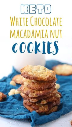 These cookies are the ultimate low carb, keto friendly treat. They take less than 30 minutes to make and only require 9 ingredients! The texture of these keto cookies is super soft and chewy which makes them perfect for any occasion- even if it's just watching Netflix on Sunday afternoon! Made with almond flour and all keto friendly ingredients, you can now enjoy a healthy snack guilt free.