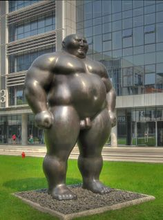 """Fernando Botero Angulo is a figurative artist and sculptor from Medellín, Colombia. His signature style, also known as """"Boterismo"""", depicts people and figures in large, exaggerated volume,"""