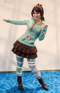 Vanellope for today! heart emoticon
