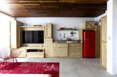 Apartment 1211: Designer Micro Home Makes Incredible Use of Little Space in São Paulo  Read more: Apartment 1211: Designer Micro Home Makes Incredible Use of Little Space in São Paulo | Inhabitat - Sustainable Design Innovation, Eco Architecture, Green Building