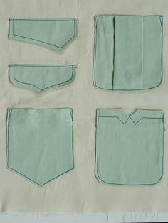 Free downloadable pocket variations for Negroni | Colette Blog