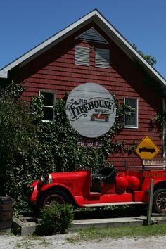 Geneva-on-the-Lake, Ohio- Old Firehouse Winery