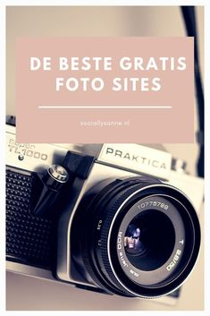De beste gratis fotosites als je zelf geen foto's wilt of kunt maken // #sociallysanne #fotografie #photoshoot #stockphoto //  WWW.SOCIALLYSANNE.NL