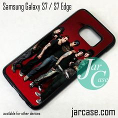 Avenged Sevenfold Crews 3 Phone Case for Samsung Galaxy S7 & S7 Edge