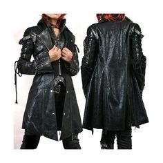 Gothic Punk Jacket