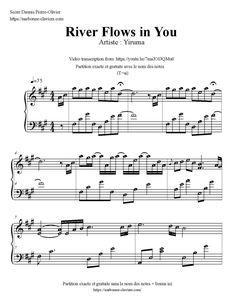 https://narbonne-claviers.com/yiruma-river-flows-in-you-free-piano-sheet-music-partition-gratuite.AVEC NOM DES NOTES OU SANS NOM.Partition exacte et complète.