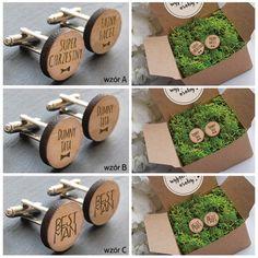 Cufflinks, Place Card Holders, Accessories, Wedding Bells, Cnc, Gift, Deco, Wedding Cufflinks, Jewelry Accessories