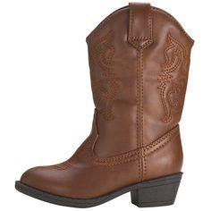 Girls SmartfitGirls' Toddler Austin Western Boot