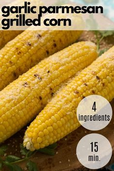 This is the best Grilled Parmesan Corn on the Cob! For your next BBQ side dish make sure to add this grilled corn recipe since it comes together quickly. The parmesan and garlic make this a healthy easy side dish recipe. Cranberry Spinach Salad, Cranberry Cheese, Healthy Gluten Free Recipes, Veggie Recipes, Healthy Food, Grilled Vegetables, Veggies, Blt Pasta Salads, Recipes With Few Ingredients