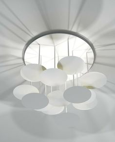 Lamp MILLELUMEN CIRCLES by millelumen | Design Jordi López Aguiló