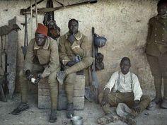 World War I in colour photos The Local
