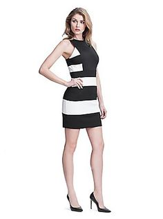 Sylvan Striped Dress