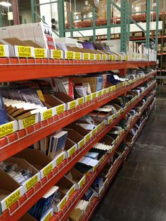 Smaller items are kept in primary pick locations to aid in efficiency. Warehouse Management System, Retail, Retail Merchandising