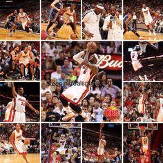 Keepinit Real NBA Stats: Miami Heat - vs - Bobcats  Miami Heat 109 (55-14, 32-3 home) Bobcats 77 (16-54, 6-29 away) FINAL  Top Ballers  PTS: James 32 REB: James 8 AST: James 10 STL: James 3 BLK: 2 tied at 3