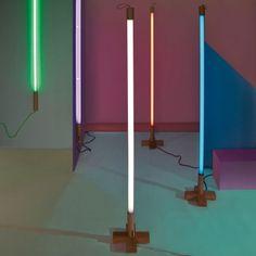 Lampada Fluorescente Al Neon Linea