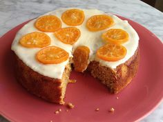 Clementine Cake from The Secret Life of Walter Mitty