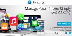 iMazing clona y copia datos desde tu iPhone a tu iPhone 6 Os presentamos el programa iMazing que viene a ser un sustituto de iTunes al que mucho de vosotros seguramente no le tengáis mucho aprecio porque al principio es muy difícil de familiarizarse con él. #iphone6videos