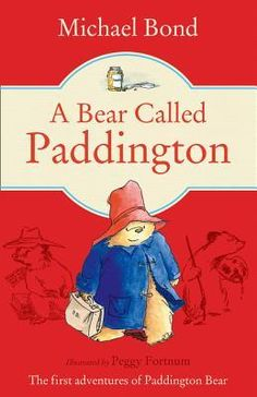 The 2014 film Paddington, about a family who adopts a talking bear they met at a train station, is based on the series of books by Michael Bond.