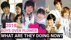 Miss Boys over flower couples? See what are they doing now? 2018.