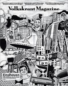 Volkskrant Magazine (Netherlands)  Art: Space3