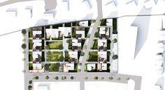 DUMONT LEGRAND ARCHITECTES - 58 logements intermédiaires - 58 logements intermédiaires