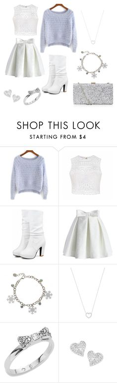 """""""Tutuh"""" by pontesthuany on Polyvore featuring Ally Fashion, Chicwish, Tiffany & Co., Kate Spade and Vivienne Westwood"""