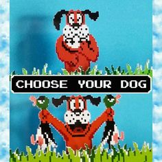 You can choose happy dog or FRUSTRATING CACKLING DOG. Which is your favorite? 🐶