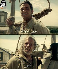 """CiakClub™ su Instagram: """"La ballata di Buster Scruggs (2018), Joel & Ethan Coen"""" Images Gif, Funny Images, Meme Names, Time Meme, Movie Lines, Victorian Steampunk, Film Stills, Great Movies, Edgy Memes"""