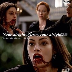 """#TheOriginals 1x20 """"A Closer Walk with Thee"""""""