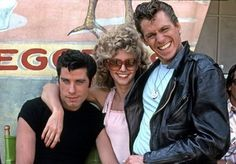 Grease: Look at that Smile! Oh Jeff Conaway was such a cutie!
