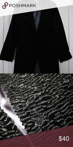 Coat Velvet coat White House Black Market Jackets & Coats