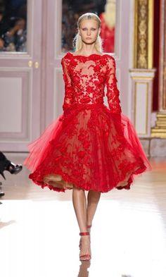 Zuhair Murad 2013   Zuhair Murad Spring 2013 Haute Couture Collection   Fashionbride's ...
