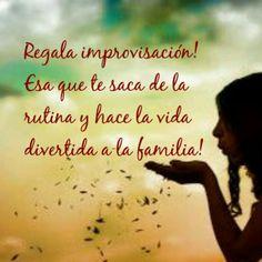 #improvisacion
