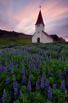 Vik Church by James Newkirk on 500px