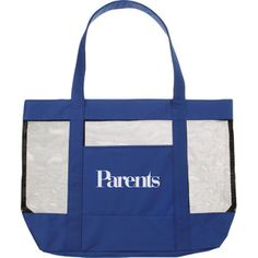 The Surfside Mesh Tote Bag #tradeshow #events #imprint www.discountprintedpromos.com