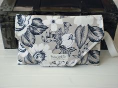 For Sale: Diaper Clutch with Travel Changing Pad