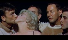 Movie Capture - ''Lets Make Love'' 1960 - Marilyn Monroe