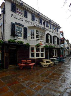 Richmond Upon Thames, London, Richmond Upon Thames, Beautiful Streets, Pub Bar, Old London, London Calling, Old English, British Isles, Great Britain, London England